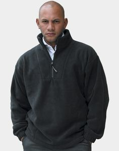 Result R033X - 1/4 Zip Fleece Top