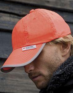 Result Headwear RC35 - Reflektor-Cap