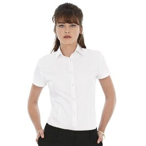 B&C Heritage SSL Women - Ladies` Heritage Poplin Shirt - SWP44