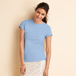 Gildan GD009 - Womens premium cotton RS t-shirt