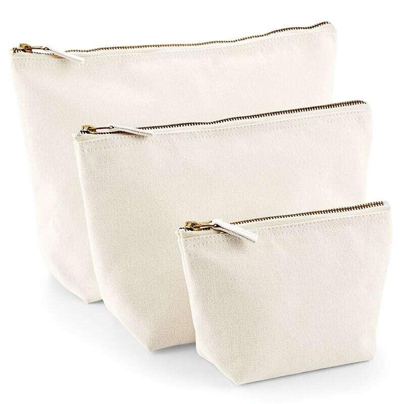 Westford mill WM540 - Canvas Accessory Bag