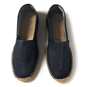 B&C Denim BA838 - DNM espadrille /men (Homme)