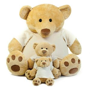Mumbles MM021 - Ours en Peluche Honey