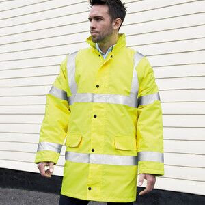 Result Core R218X - Core safety high-viz coat coat