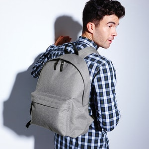 BagBase BG126 - Two-tone fashion backpack