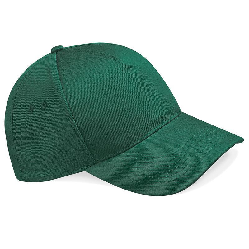 Beechfield BC015 - Wyjątkowa czapka pięciopanelowa