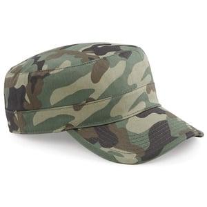 Beechfield BC033 - Camo army cap