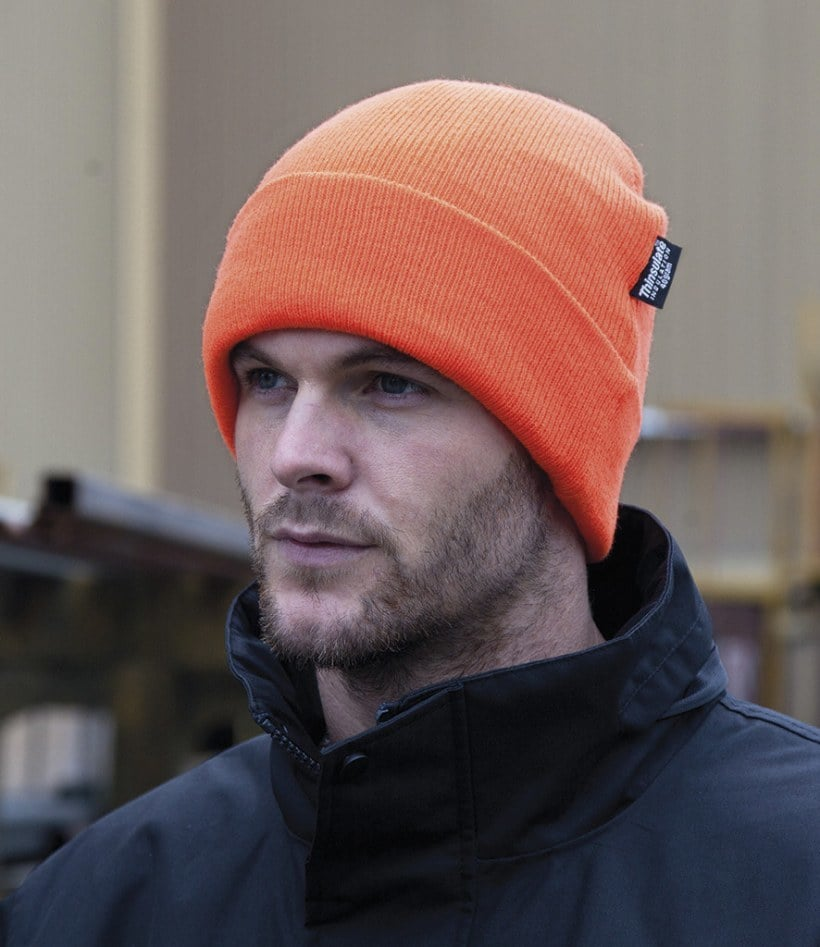 Result RC033 - Wooly ski hat with Thinsulate™ insulation