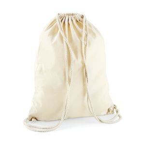 Westford mill WM110 - Bolsa de gimnasio de algodón Cotton