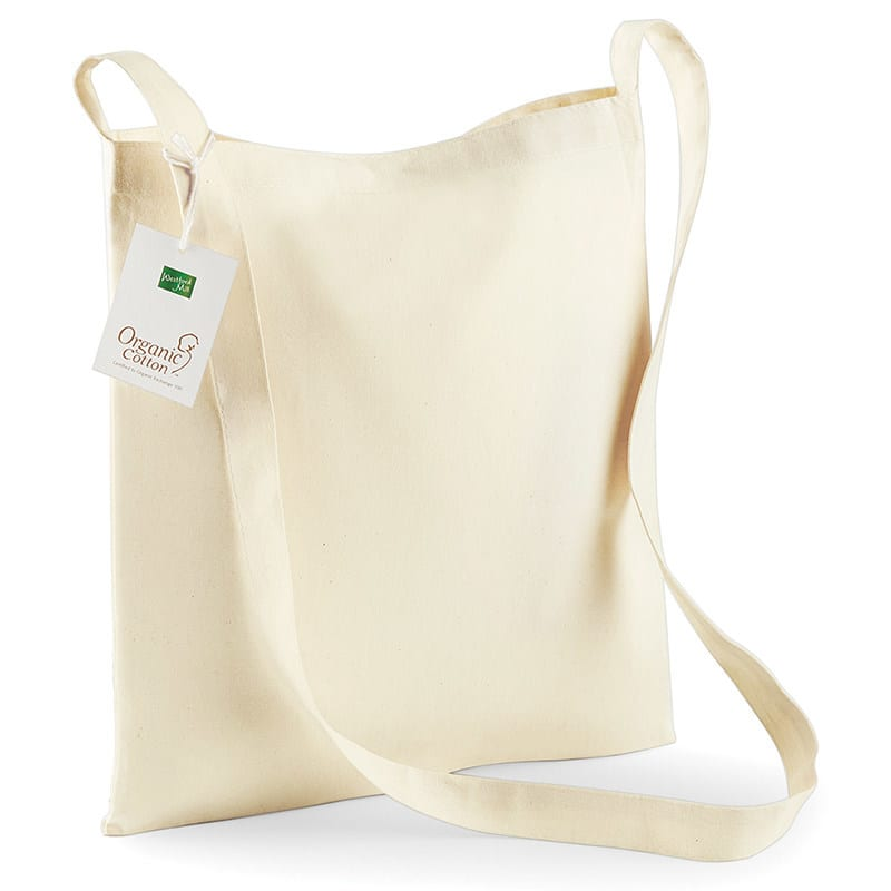 Westford Mill WM187 - Organic cotton sling tote