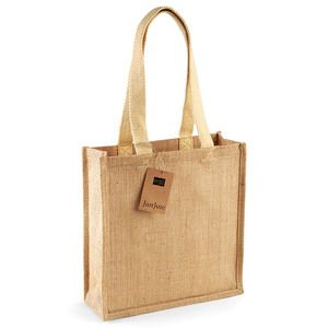 Westford Mill WM406 - Jute compact tote