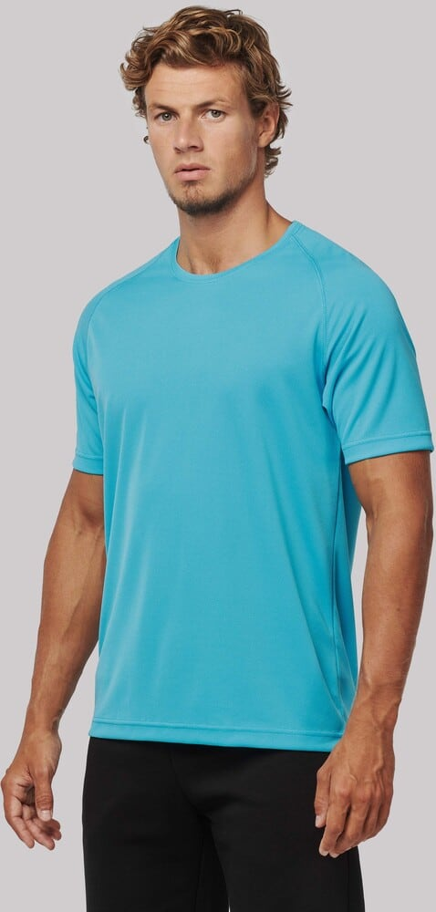 ProAct PA438 - T-SHIRT SPORT MANCHES COURTES