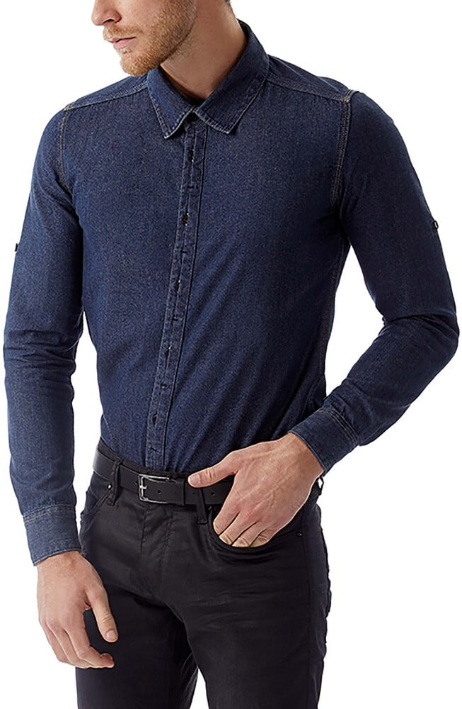B&C DNM CGSMD85 - Chemise Homme DNM Vision