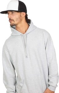 K-up KP113 - TRUCKER FLAT PEAK CAP - 6 PANELS