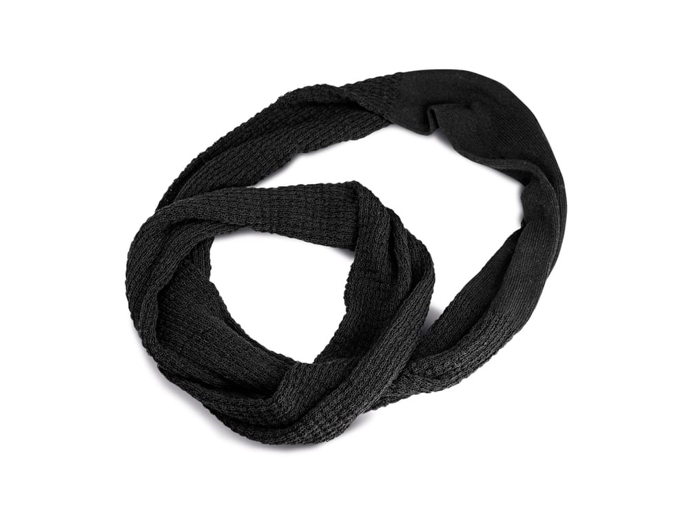 K-up KP406 - TUBULAR KNITTED SCARF
