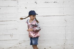 K-up KP041 - FIRST KIDS - KIDS 5 PANEL CAP