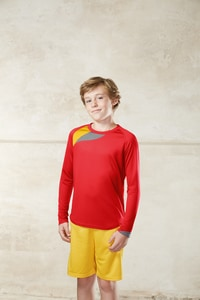 ProAct PA409 - KIDS LONG SLEEVE SPORTS T-SHIRT