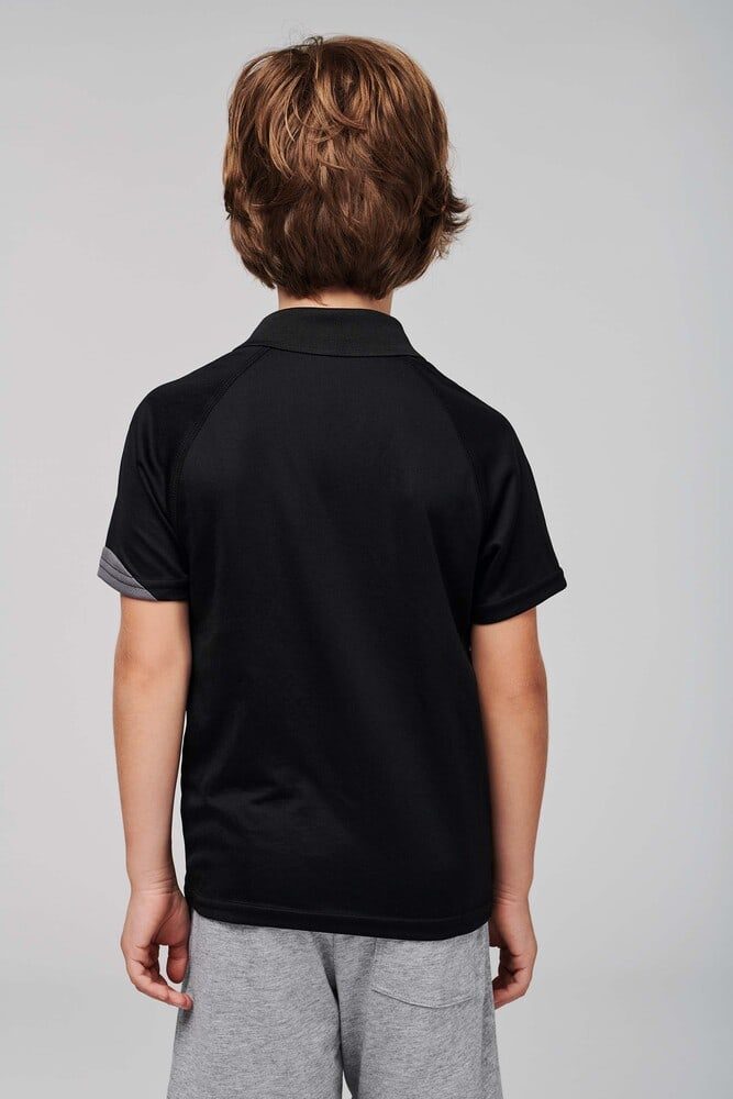 ProAct PA458 - KID'S SHORT SLEEVE POLO SHIRT