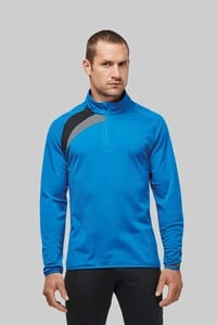 ProAct PA328 - ZIP NECK TRAINING TOP
