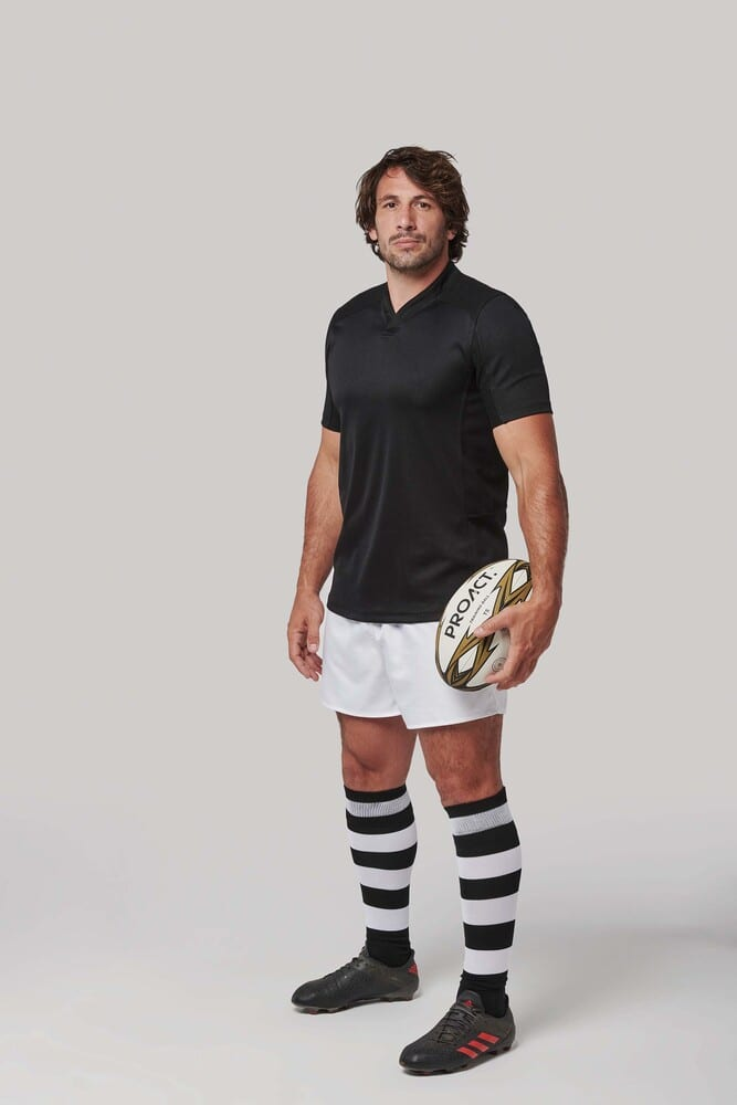 ProAct PA418 - SHORT SLEEVE RUGBY TOP