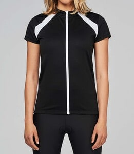 ProAct PA448 - LADIES SHORT SLEEVE BIKEWEAR TOP