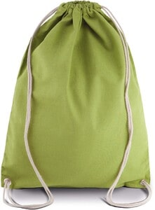 Kimood KI0125 - COTTON DRAWSTRING BACKPACK