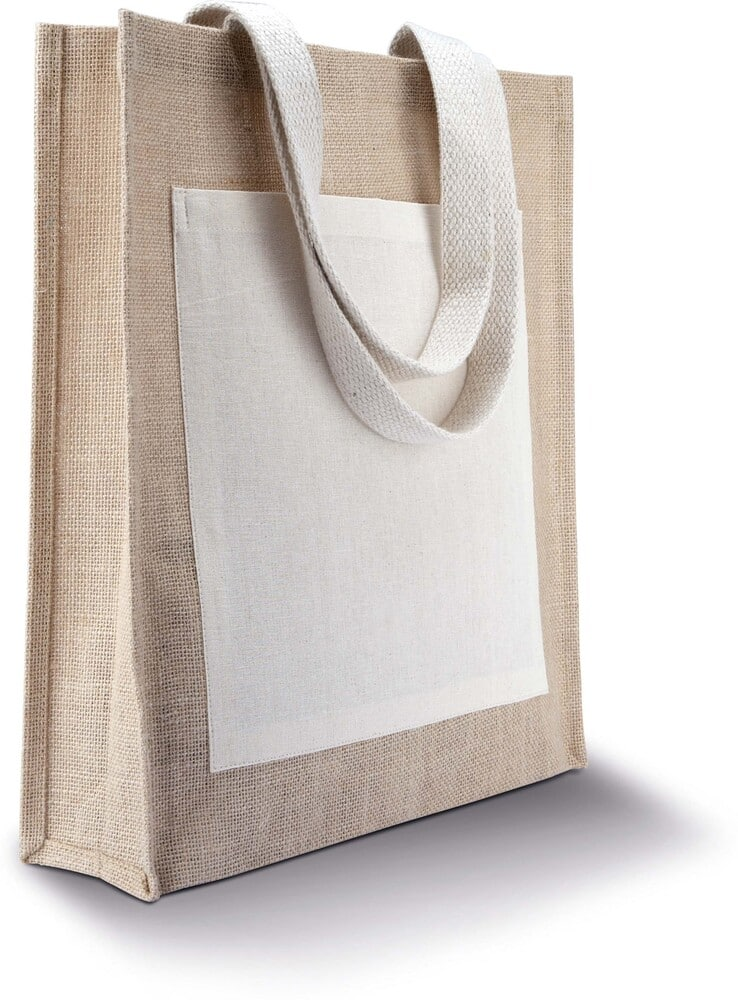 Kimood KI0221 - JUTE SHOPPER