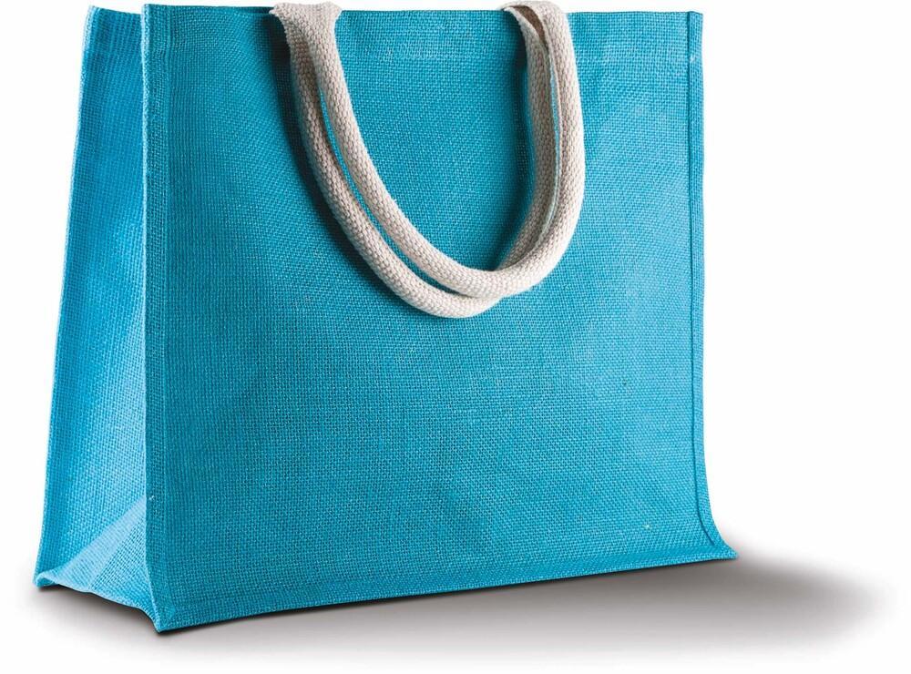 Kimood KI0219 - JUTE BEACH BAG