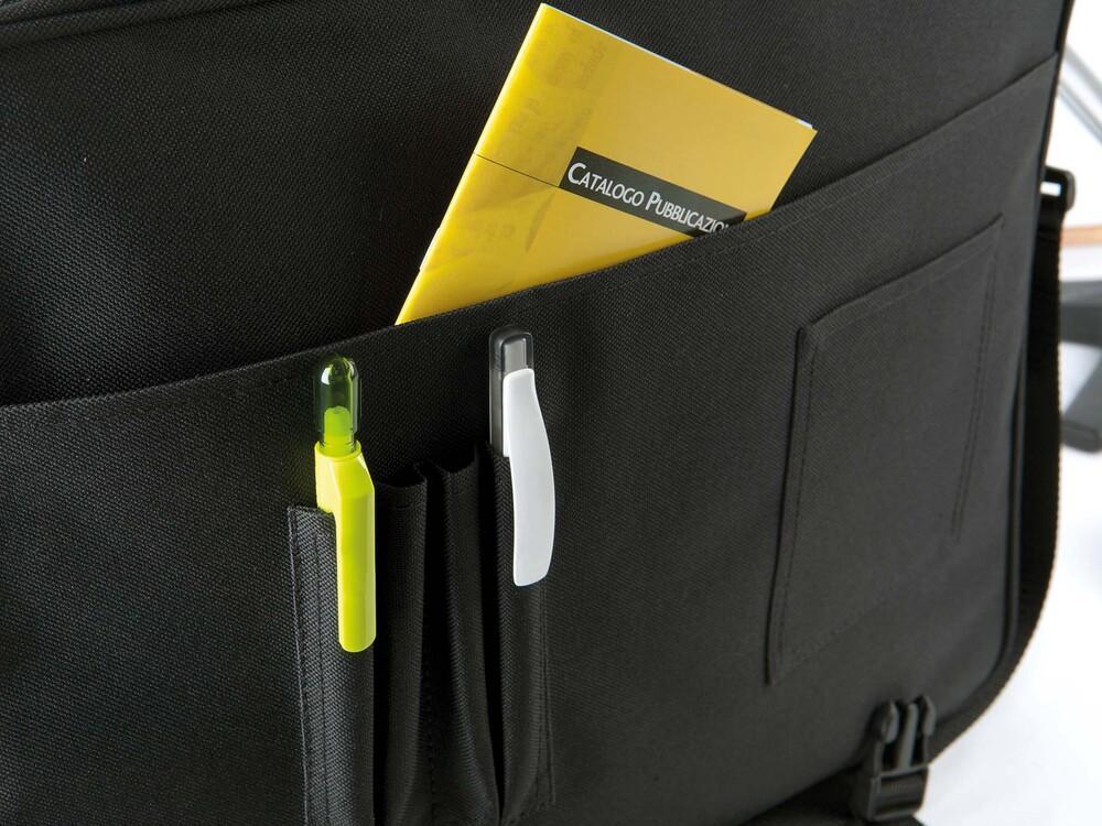 Kimood KI0412 - FLAP OVER DOCUMENT BAG