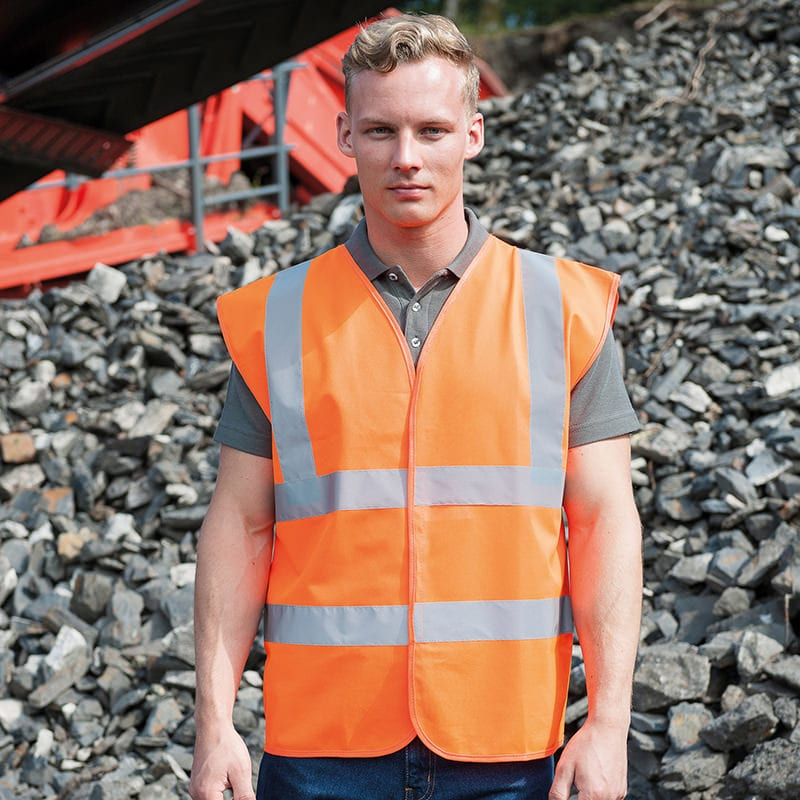 RTY High Visibility HV074 - High visibility waistcoat