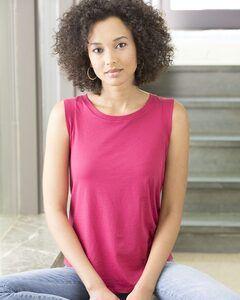 Alternative 4013 - Ladies Cap Sleeve T-Shirt