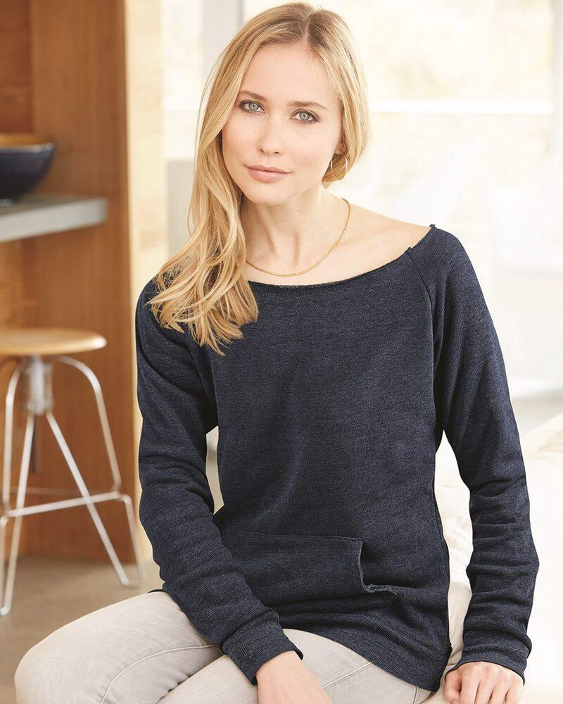 Alternative 9582 - Ladies' Maniac Eco-Fleece Sweatshirt
