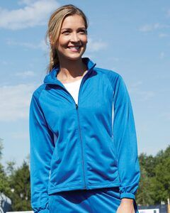Augusta Sportswear 4392 - Ladies Brushed Tricot Medalist Jacket