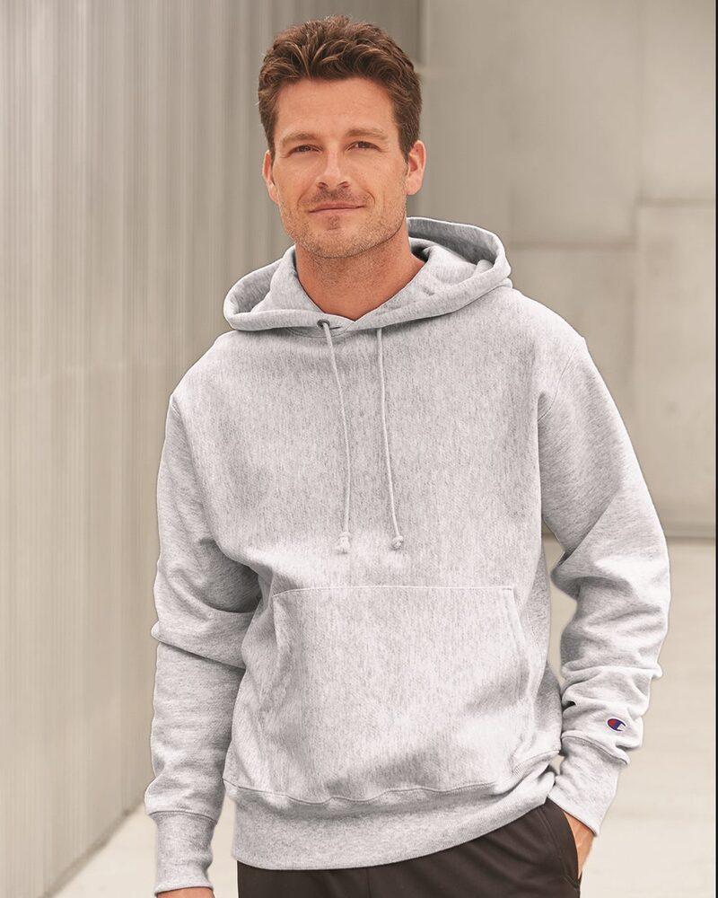Champion S101 - Reverse Weave® Hooded Sweatshirt