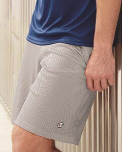 Champion S162 - Long Mesh Shorts with Pockets