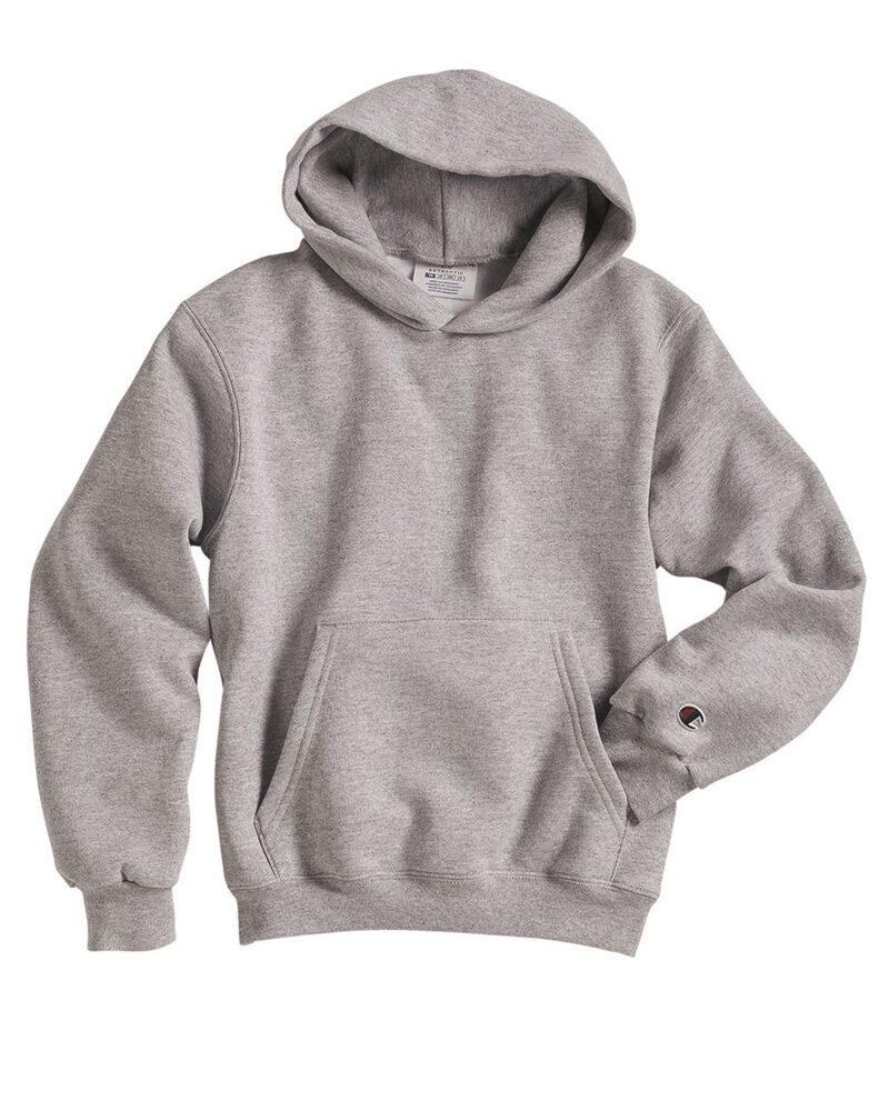 Champion S790 - Eco Youth Hooded Sweatshirt