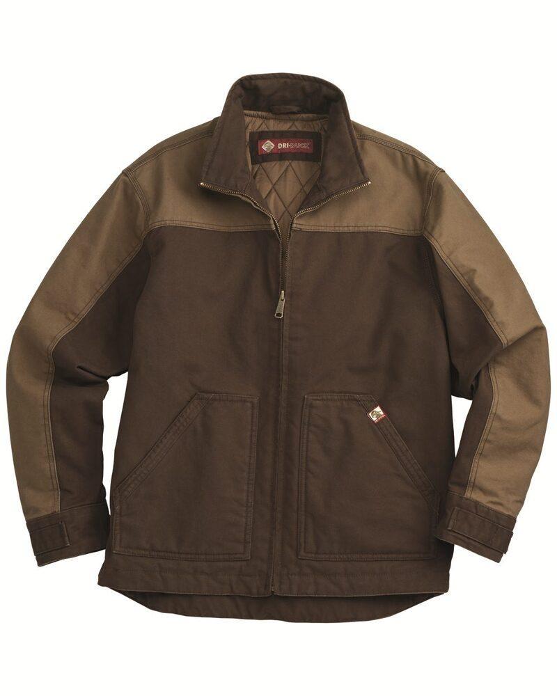 DRI DUCK 5089 - Horizon Two-Tone Cotton Canvas Jacket