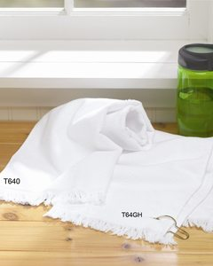 Towels Plus T640 - Fringed Hand Towel