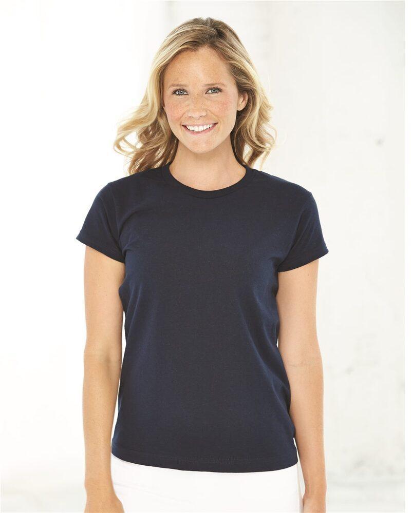 Bayside 3325 - Ladies' USA-Made Short Sleeve T-Shirt