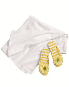 Carmel Towel Company C2858 - Terry Beach Towel