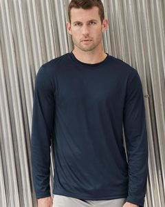 Champion CW26 - T-Shirt à manches longues Double Dry Performance