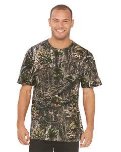 Code V 3960 - Lynch Traditions Camo T-Shirt