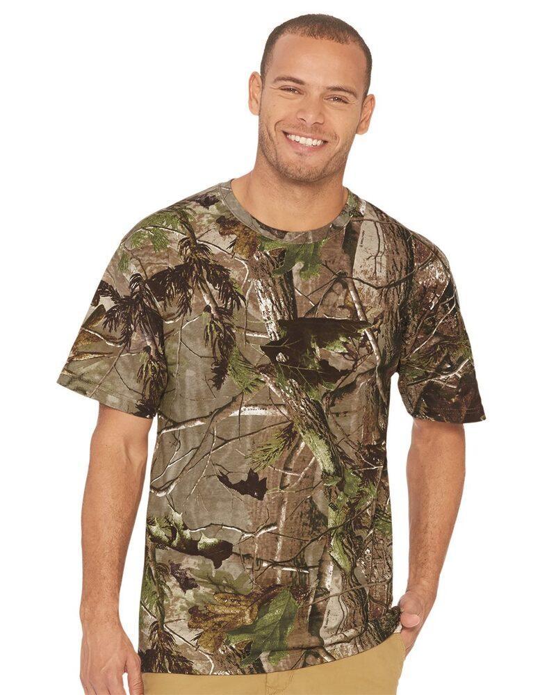 Code V 3980 - Realtree® Camouflage Short Sleeve T-Shirt
