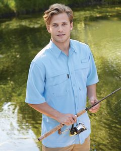 DRI DUCK 4406 - Short Sleeve Fishing Shirt