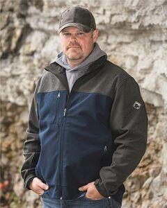 DRI DUCK 5350T - Motion Soft Shell Jacket Tall Sizes