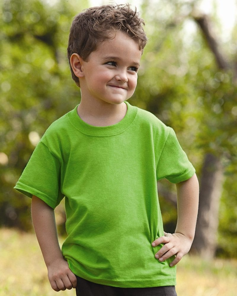 Fruit of the Loom 3930BR - Youth Heavy Cotton HD™ T-Shirt