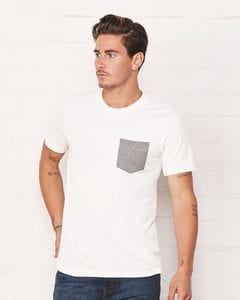 Bella+Canvas 3021 - Jersey Pocket T-Shirt