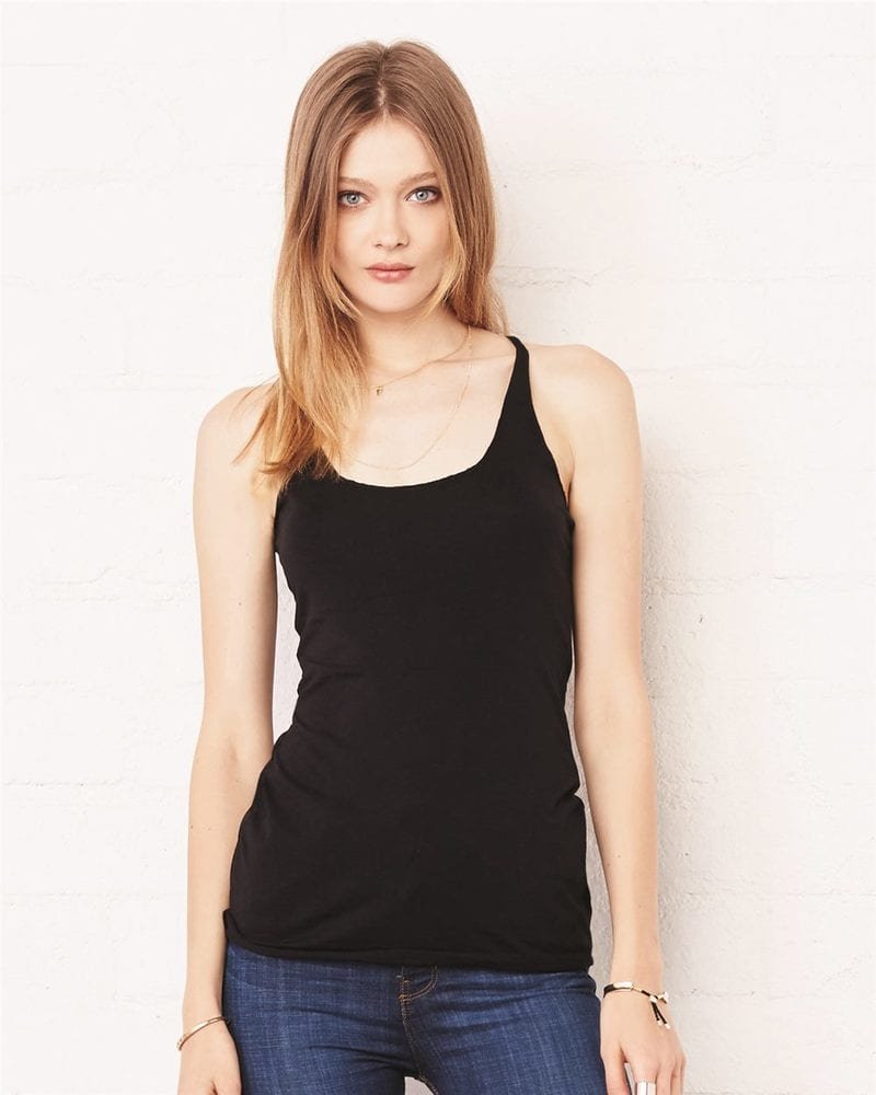 Bella+Canvas 8430 - Ladies' Triblend Racerback Tank Top