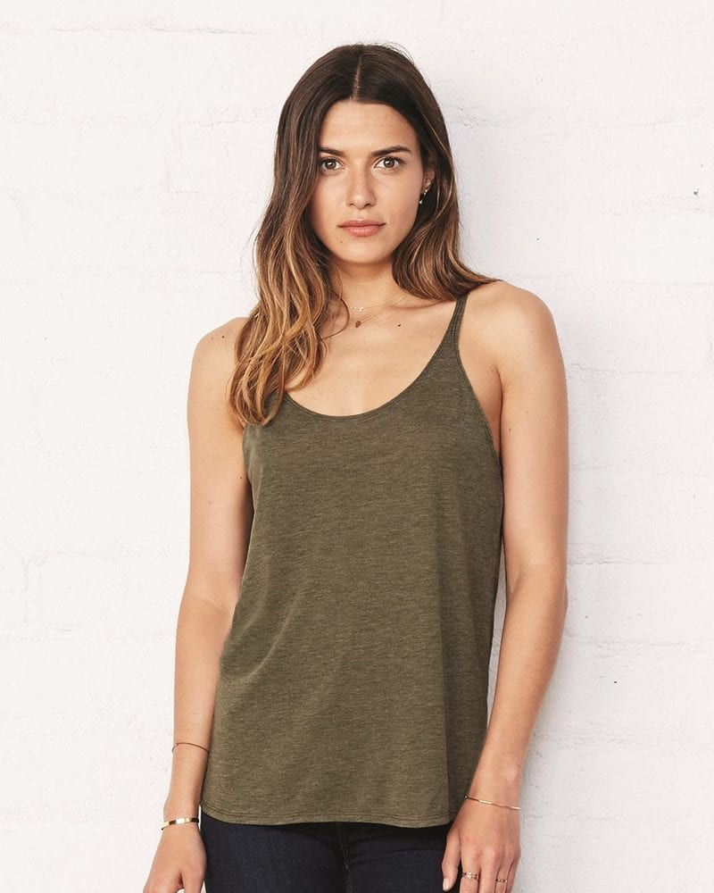 Bella+Canvas 8838 - Ladies' Slouchy Tank Top