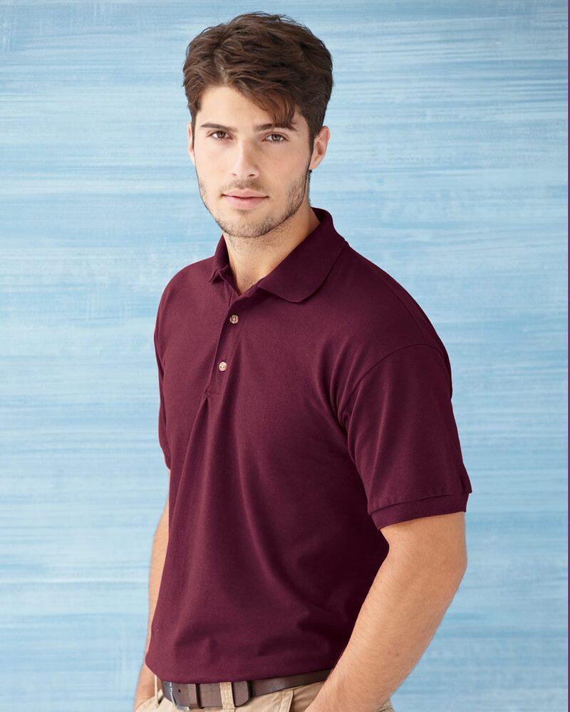 Gildan 3800 - Ultra Cotton™ Ringspun Pique Sport Shirt